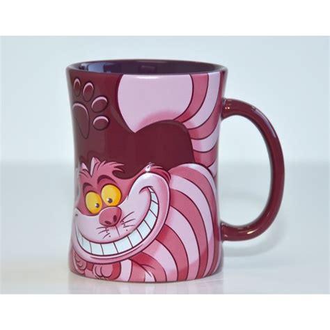 Cat Smile Mug disney character portrait cheshire cat mug