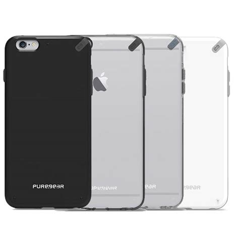puregear slim shell for iphone 6 6s plus 60803pg