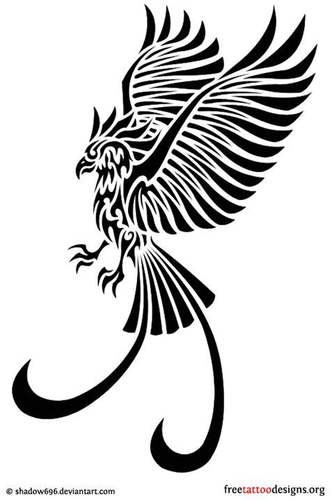 tribal phoenix tattoos designs tattoos 75 cool designs