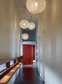 lights design ideas hallway decorating ideas that sparkle with modern style