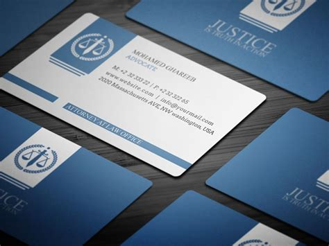 Business Card Templates For Attorneys by Attorney Business Cards Search Business Cards