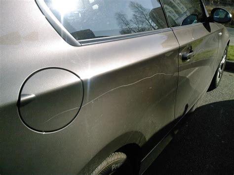 jalousie voiture rayure de cl 233 sur ma 118d assurance vie pratique