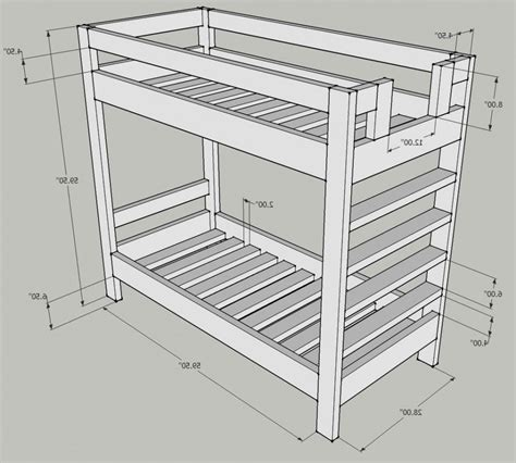 Bunk Bed Sizes Bunk Bed Dimensions Bunk Bed Mattress Sizes In Inches 1 Animewatching