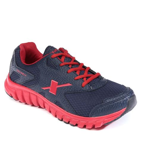 sports shoes discount buy sparx navy blue sports shoes 50