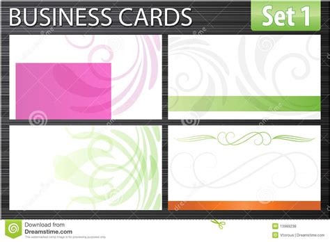 business cards templates royalty free business cards royalty free stock photos image 13989238