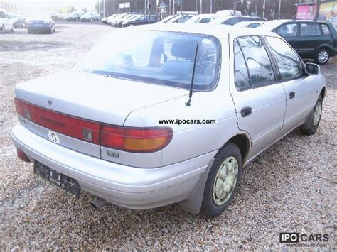 1994 Kia Sephia 1994 Kia Sephia 1 6 Car Photo And Specs