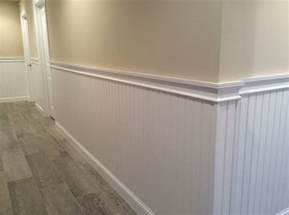 Wainscot Chair Rail by Best 25 Wainscoting Hallway Ideas On Blue