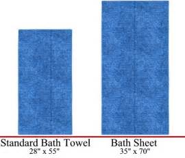 what size is a bath towel bath sheet vs bath towel the big cover up question