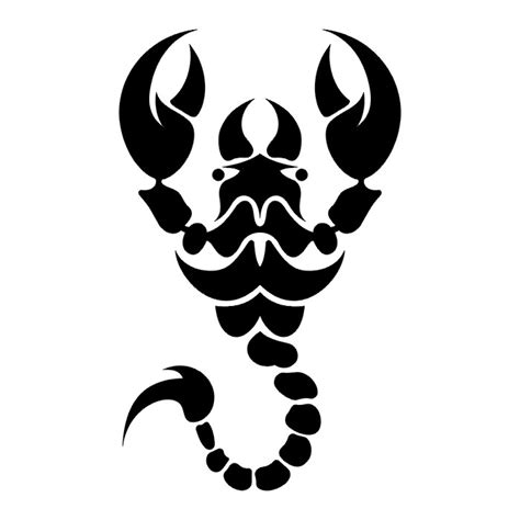 tattoos scorpion tattoo stencils