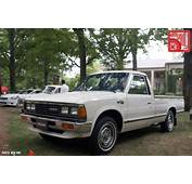 The Most Well Preserved Datsun 720 Pickup Ever  Japanese