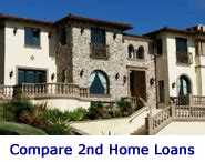 second home mortgage loan vacation home financing
