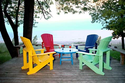 summer paint stain project the muskoka chair color company
