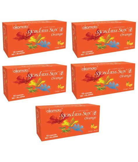 Okamoto Skinless Skin 3 In 1 3 Pcs skinless skin condoms orange dotted okamoto japan 5 x 10s buy skinless skin condoms