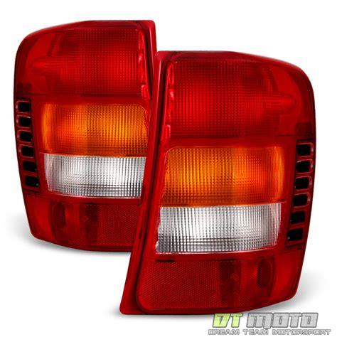 1999 jeep grand cherokee tail light 1999 2004 jeep grand cherokee tail brake lights ls w