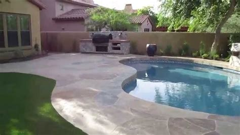 FlagStone pool coping YouTube