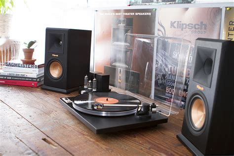 best speakers for your record player klipsch
