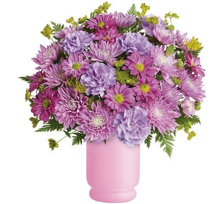 Premium Happy Syari Purple teleflora s poetry in purple bouquet tev24 3b 183 teleflora get well flowers 183 canada flowers