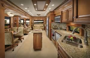 Winnebago 5th Wheel Floor Plans continental coach custom luxury 5th wheels and travel