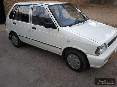 Suzuki Mehran Price List Used Suzuki Mehran Vxr 2011 Car For Sale In Karachi