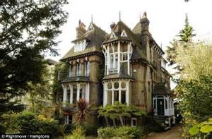 victorian gothic house the house with a spaceship built in its attic and it