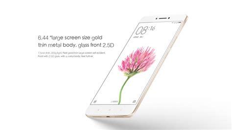 Xiaomi Mi Max Ram 3gb 64gb Original 100 original xiaomi mi max 32gb 64gb 128gb global rom end 5