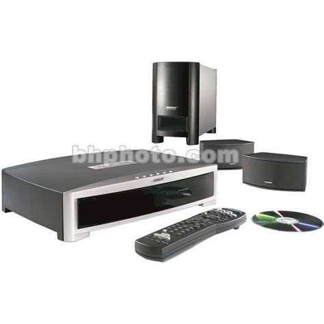 bose 3 2 1 gsx home theater system graphite 36601 b h photo