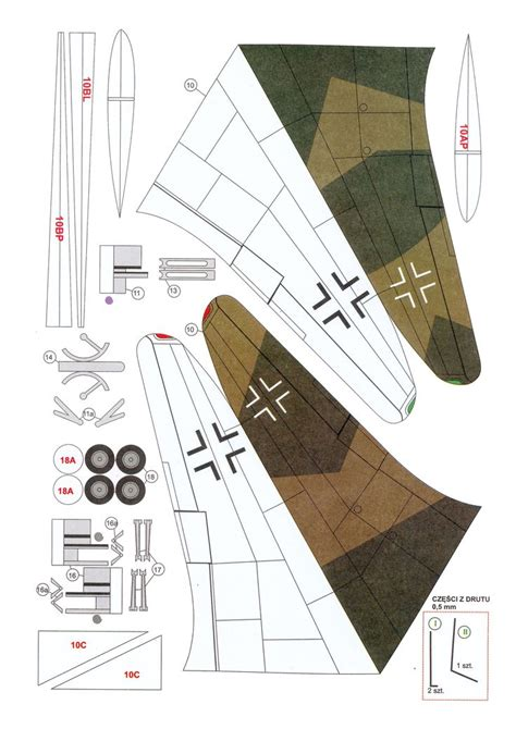 Aircraft Papercraft - 136 best images about papercrafts aircraft on
