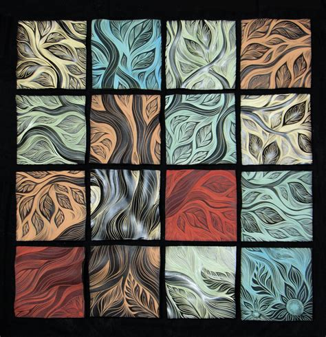 painting on ceramic tile craft tree of life ceramic wall tiles natalie blake studios