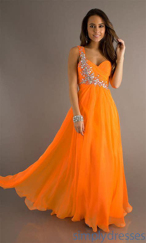 Dresss Orange by Orange Bridesmaid Dresses Orange Dress Wedding