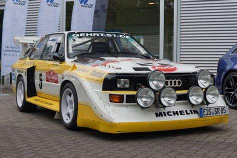 Gruppe B Auto Kaufen by Audi Sport Quattro S1 Im Test 1985 Mitfahrt Im Gruppe B