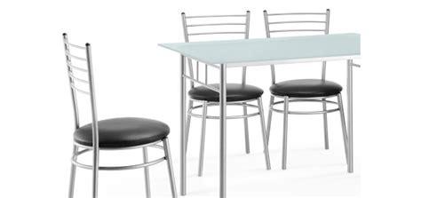 Ensemble Table Et Chaise Cuisine