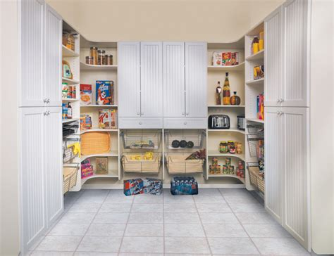 Melamine Pantry by Creek Pantry In White Melamine Modern Kitchen