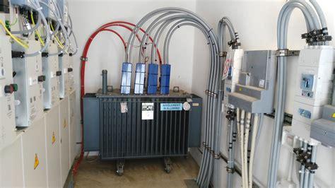 cabine di trasformazione enel realizzazione cabine elettriche di trasformazione mt bt