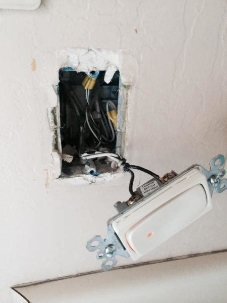 Ceiling Light Fixture Not Working by New Light Switch Will Not Work Doityourself