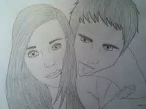me and my boyfriend drawing by bollubusta on deviantart