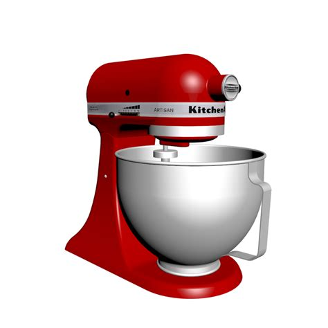 KitchenAid Artisan   Design and Decorate Your Room in 3D