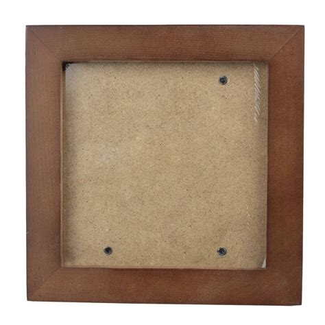 Murah Frame Foto Gantung 5 Inch square thick pine wood photo frame wall picture frame wood color 6 inch i8v6 ebay