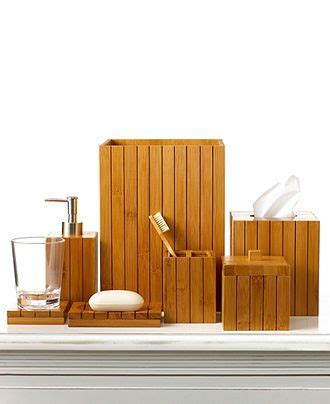 martha stewart bathroom accessories martha stewart collection bath accessories bamboo wood soap and lotion dispenser