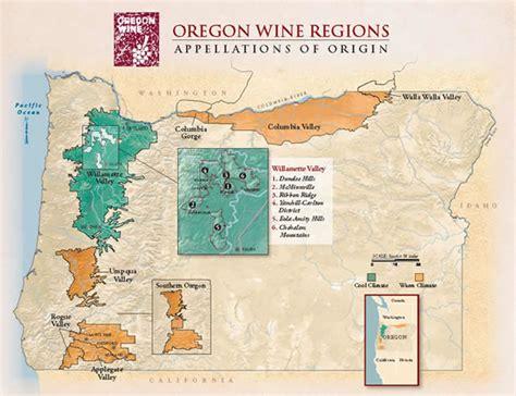 newberg oregon wineries map oregon wine country casa real estate