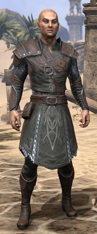 eso fashion austere warden outfit elder scrolls