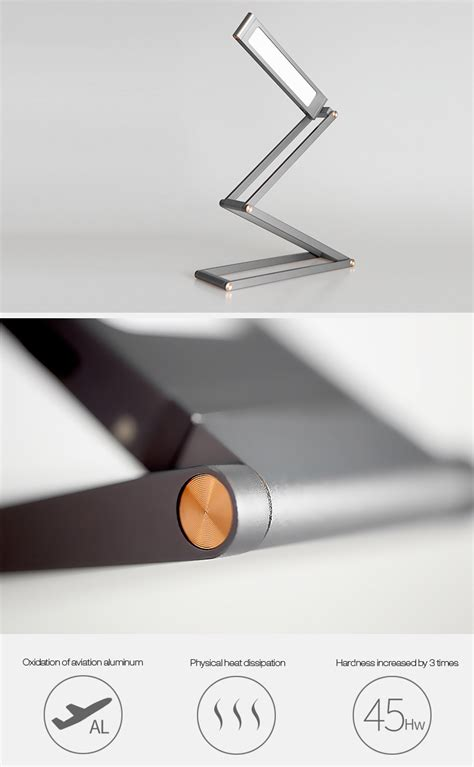 finest dimmable led desk l suwaswe clip on