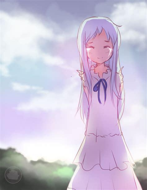 reddit anime anohana menma fan from anohana by hamzilla15 on deviantart