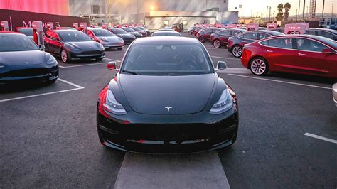 tesla model 3 fuel economy tesla model 3 s epa rating hits equivalent of 126 mpg the drive