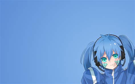 anime girl wallpaper funny blue hair kagerou project anime anime girls