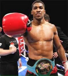 anthony daniels boxer oluwafemi joshua dethrones world heavyweight boxing