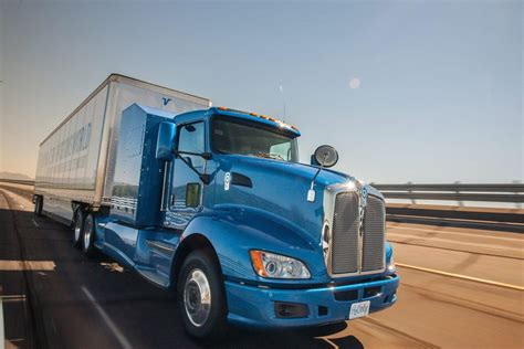 semi truck pictures toyota rolls out hydrogen semi ahead of tesla s electric truck