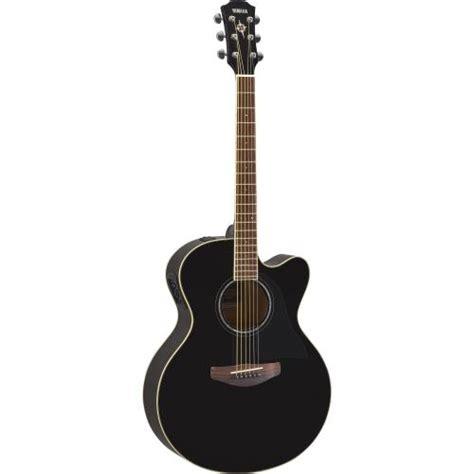 Harga Gitar Yamaha 600 jual yamaha gitar akustik elektrik cpx600 black bhinneka