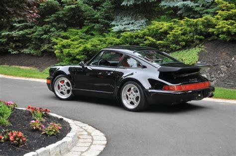 1994 porsche 964 turbo for sale 1994 porsche 911 964 turbo 3 6 for sale photos