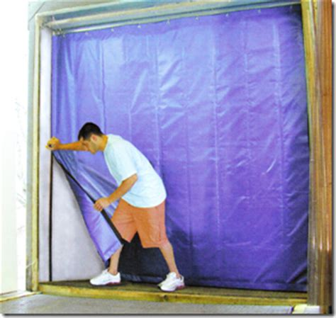 freezer curtains insulated insulated curtain walls akon curtain and dividers