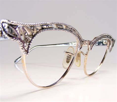 vintage glasses retro eyeglass frames eyeglasses